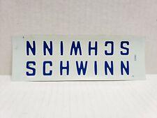 Schwinn Bicycle Stunt Team Decal Sticker K2-3