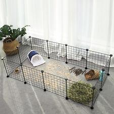 Cajou Freigehege Nager Kaninchen Hasen Welpen Laufstall Freilaufgehege LPI01H