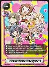 Buddyfight 1x BanG Dream! Girls Band Party!*PICO Flag S-PR/077EN