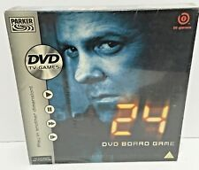 24 The DVD Board Game (PARKER) 2006 PAL TV Games New/Sealed