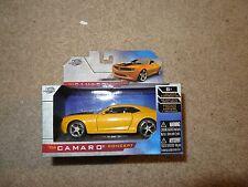 Jada Toys '06 2006 Chevy Camaro Concept Diecast 1:32 Scale Yellow 2007 MISB