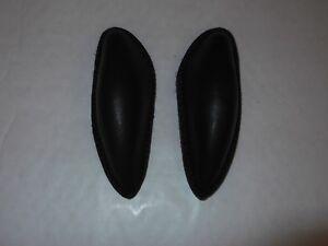 Kent & Masters & Thorowgood Jumping Saddle Leather  Knee Blocks Small