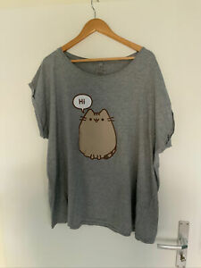 T-Shirt Pusheen Größe 5XL