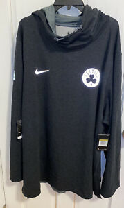 Boston Celtics NBA Nike Dri-FIT Hoodie 4XL 877465-010