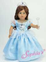 """DOLL CLOTHES -  PRINCESS OUTFIT -  FITS  AMERICAN GIRL AND MOST 18"""" DOLLS"""