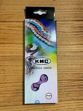 KMC Bicycle Chain Kette 100L K710 1/2 x 1/8  Singlespeed NEU OVP