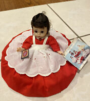 Vintage Madame Alexander little Women Doll W/att Book And Tag.