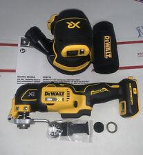 Dewalt DCW210b 20 Volt Cordless Random Orbital Sander + DCS356 Multi Tool