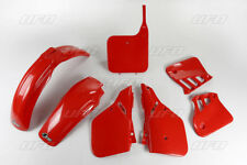 UFO Plastic Kit Honda CR 125 (1987-1988) UFO Red