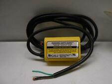 NOS MCGILL 506 SAFTEY-GARD POWER SWITCH MOTOR CONTROL 2-POLE 120 VOLT AC, 15 AMP