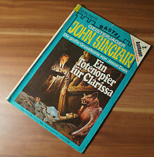 John Sinclair Geisterjäger Gruselromanheft Bastei 2. Auflage Band 310
