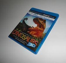 IMAX Dinosaurs 3D Giants of Patagonia (Blu-ray) Donald Sutherland, Marc Fafard