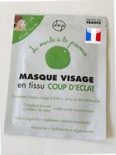 Masque enTiissu  coup D'éclat DMP  provence