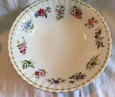Royal Albert Flower of the Month Series Serving Bowl All 12 Flowers