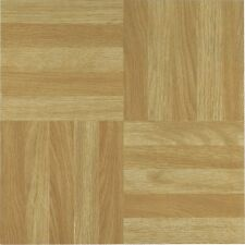 Vinyl Floor Tiles Self Adhesive Peel And Stick Oak Plank Wood Flooring 12x12