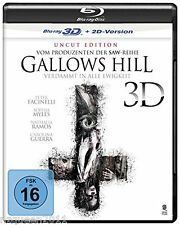 Gallows Hill - Verdammt in alle Ewigkeit (Uncut) [3D Blu-ray + 2D Version] OVP