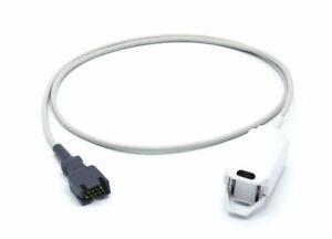 Masimo 1863 Compatible Short Connect SpO2 Sensor Adult Clip - Same Day Shipping