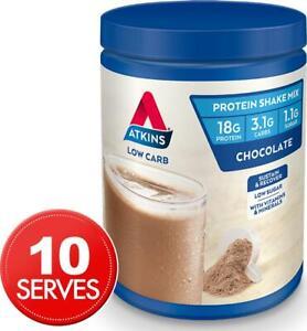 Atkins Advantage Shake Mix Chocolate 330g
