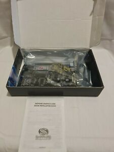 Sapphire Graphics Card 128mb 64-bit Ddr Memory