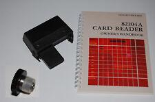 Las tarjetas magnéticas lector HP 82104a. para 41c, 41cv u 41cx top! U.S.A.!!!