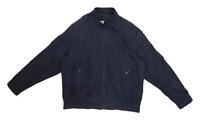 Collezione Mens Size L Blue Jacket