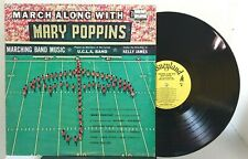 Marching Along With Mary Poppins - DISNEYLAND RECORDS DQ-1288