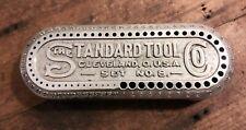 New ListingVintage Drill Bit Index The Standard Tool Co Machinist Metalworking Set # 8 Nice