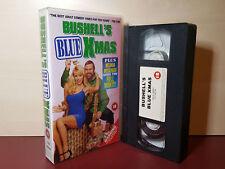 Bushell's Blue Xmas - Garry - Melinda Messenger - PAL VHS Video Tape (H46)