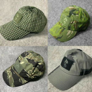 Outdoor Tactical Hunting Cycling Hiking Sun Hat Baseball Hat Multicam Peaked Cap