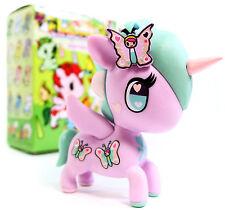 "Tokidoki Unicorno Series 4 LILY Butterfly 3"" Mini Vinyl Figure Opened Blind Box"