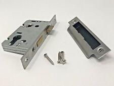 """76 mm (3"""") EURO PROFILO mortasa sashlock SSS, marchio CE per l'uso su porte tagliafuoco"""