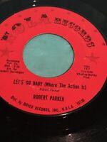 "ROBERT PALMER - LET'S GO BABY / BAREFOOTIN' - 7"" VINYL 45 RPM"