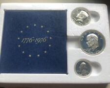 1976 United States Bicentennial Silver Proof Set Exact Shown