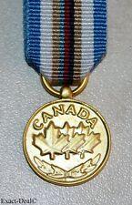 Canada Canadian Somalia Miniature Medal 1992 French Médaille de la Somalie