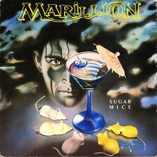"MARILLION sugar mice/tux on MARIL 7 uk emi 1987 7"" PS EX/EX"