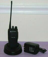 Motorola Radius Cp200 Uhf Portable Radios With Accessories - Great Condition