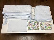Restoration Hardware Baby & Child and Dwell Studio crib bedding set