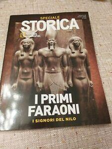 Rivista Storica National Geographic Speciale I Primi Faraoni Signori del Nilo