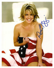 """*AMANDA TAPPING* """"From Stargate/Supernatural/Sanctuary"""" Autographed 8x10 RP*"""