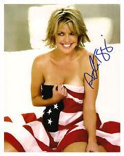 "*AMANDA TAPPING* ""Stargate/Supernatural/Sanctuary"" Autographed 8x10 Reprint"