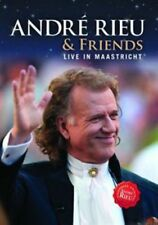 André Rieu  Friends: Live in Maastricht (DVD, 2013) NEW SEALED