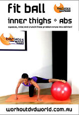 Fit Ball Exercise DVD - Barlates Body Blitz FIT BALL INNER THIGHS AND CORE!