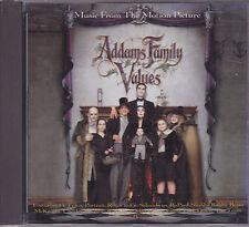 Addams Family-Values cd album