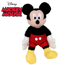 NEW Official Disney Mickey Mouse Clubhouse 5 Inch (13cm) Mickey Soft Plush Toy