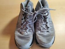 Nike Boys Size 6Y (Youth) Athletic Basketball Tennis Shoes Color Gray (used)