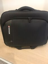 Wenger business suit case, grey, used but great condition