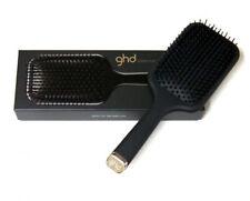 GHD Paddle Hairbrush Black Anti Static Hair Detangling Brush Brand New In Box