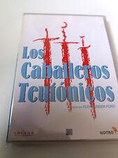 """DVD """"LOS CABALLEROS TEUTONICOS"""" COMO NUEVA ALEKSANDER FORD VERSUS"""