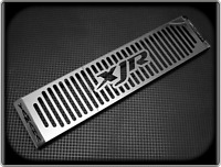 Polished Radiator Cooler Grill for YAMAHA XJR1300 - 1998 to 2011, XJR 1300