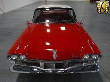 """NOS """"NIB"""" MoPar 1960 Dodge Seneca Dart Matador Fender Top CHROME ORNAMENTS  PAIR"""